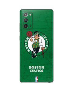 Boston Celtics Green Primary Logo Galaxy Note20 5G Skin