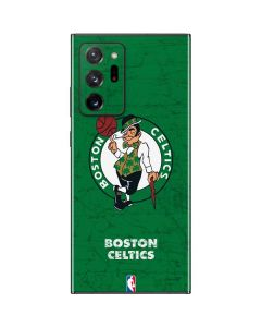 Boston Celtics Green Primary Logo Galaxy Note20 Ultra 5G Skin