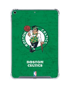 Boston Celtics Green Primary Logo iPad 10.2in (2019-20) Clear Case
