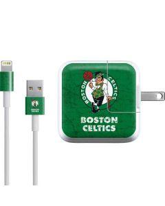Boston Celtics Green Primary Logo iPad Charger (10W USB) Skin