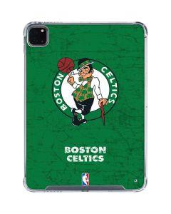 Boston Celtics Green Primary Logo iPad Pro 11in (2020) Clear Case