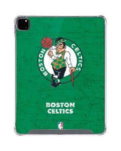 Boston Celtics Green Primary Logo iPad Pro 12.9in (2020) Clear Case