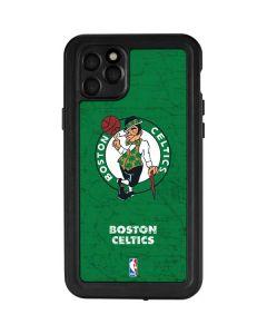 Boston Celtics Green Primary Logo iPhone 11 Pro Max Waterproof Case