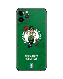 Boston Celtics Green Primary Logo iPhone 11 Pro Skin