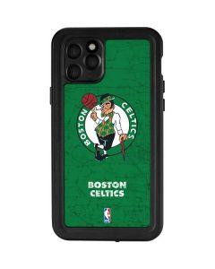 Boston Celtics Green Primary Logo iPhone 11 Pro Waterproof Case