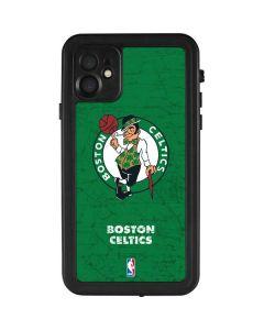 Boston Celtics Green Primary Logo iPhone 11 Waterproof Case