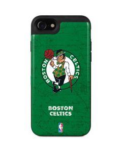 Boston Celtics Green Primary Logo iPhone SE Wallet Case