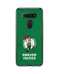 Boston Celtics Green Primary Logo LG K51/Q51 Clear Case