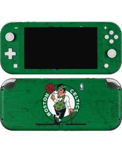 Boston Celtics Green Primary Logo Nintendo Switch Lite Skin