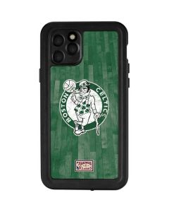 Boston Celtics Hardwood Classics iPhone 11 Pro Waterproof Case