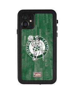 Boston Celtics Hardwood Classics iPhone 11 Waterproof Case