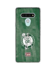 Boston Celtics Hardwood Classics LG Stylo 6 Clear Case