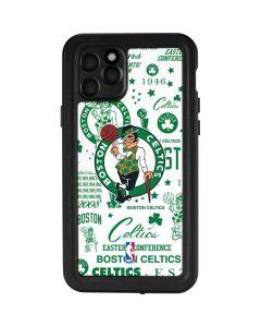 Boston Celtics Historic Blast iPhone 11 Pro Waterproof Case