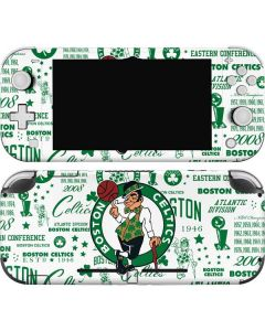 Boston Celtics Historic Blast Nintendo Switch Lite Skin