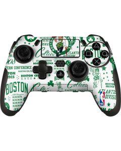 Boston Celtics Historic Blast PlayStation Scuf Vantage 2 Controller Skin