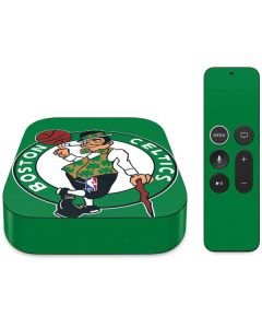 Boston Celtics Large Logo Apple TV Skin