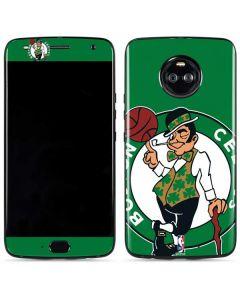 Boston Celtics Large Logo Moto X4 Skin