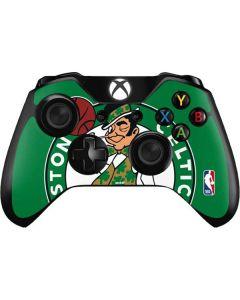 Boston Celtics Large Logo Xbox One Controller Skin