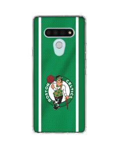 Boston Celtics LG Stylo 6 Clear Case