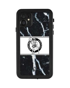 Boston Celtics Marble iPhone 11 Waterproof Case
