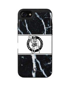 Boston Celtics Marble iPhone SE Wallet Case