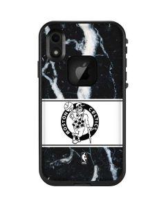 Boston Celtics Marble LifeProof Fre iPhone Skin