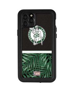 Boston Celtics Retro Palms iPhone 11 Pro Max Waterproof Case