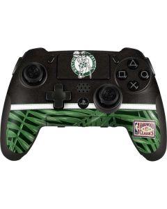 Boston Celtics Retro Palms PlayStation Scuf Vantage 2 Controller Skin