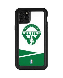 Boston Celtics Split iPhone 11 Pro Max Waterproof Case