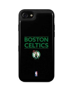 Boston Celtics Standard - Black iPhone SE Wallet Case