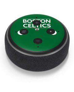Boston Celtics Standard - Green Amazon Echo Dot Skin