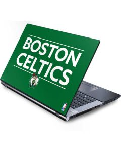 Boston Celtics Standard - Green Generic Laptop Skin