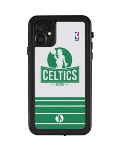 Boston Celtics Static iPhone 11 Waterproof Case