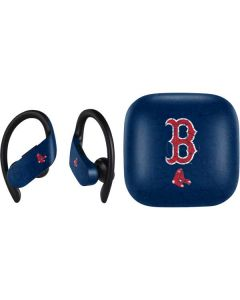 Boston Red Sox - Solid Distressed PowerBeats Pro Skin