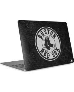 Boston Red Sox Dark Wash Apple MacBook Air Skin