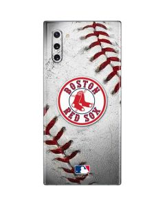 Boston Red Sox Game Ball Galaxy Note 10 Skin