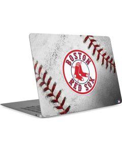 Boston Red Sox Game Ball Apple MacBook Air Skin
