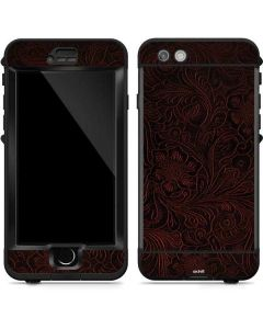 Botanical Flourish Sepia LifeProof Nuud iPhone Skin