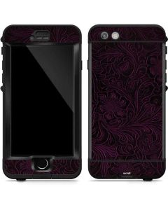 Botanical Flourish Violet LifeProof Nuud iPhone Skin