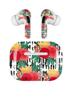 Bouquets Print 3 Apple AirPods Pro Skin