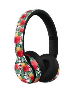 Bouquets Print 3 Beats Solo Pro Skin