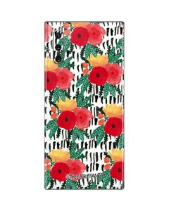 Bouquets Print 3 Galaxy Note 10 Skin