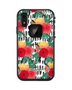 Bouquets Print 3 LifeProof Fre iPhone Skin