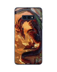 Bravery Misplaced Dragon and Knight Galaxy S10e Skin