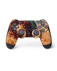 Bravery Misplaced Dragon and Knight PS4 Pro/Slim Controller Skin