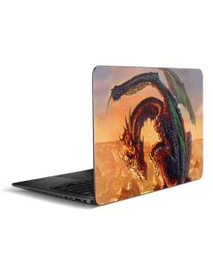 Bravery Misplaced Dragon and Knight Zenbook UX305FA 13.3in Skin