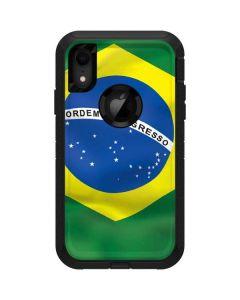 Brazil Flag  Otterbox Defender iPhone Skin