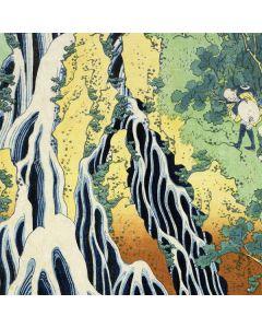 Kirifuri Falls in Kurokawa Mountain Playstation 3 & PS3 Slim Skin