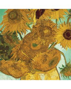 Sunflowers 1888 Playstation 3 & PS3 Slim Skin