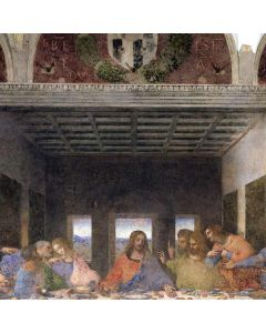da Vinci - The Last Supper Otterbox Defender Pixel Skin